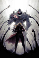 Fullmetal Alchemist Brotherhood by Luaprata91