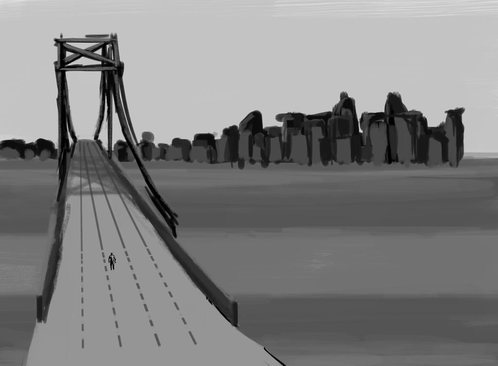 Environment Concept by xandra-ellen