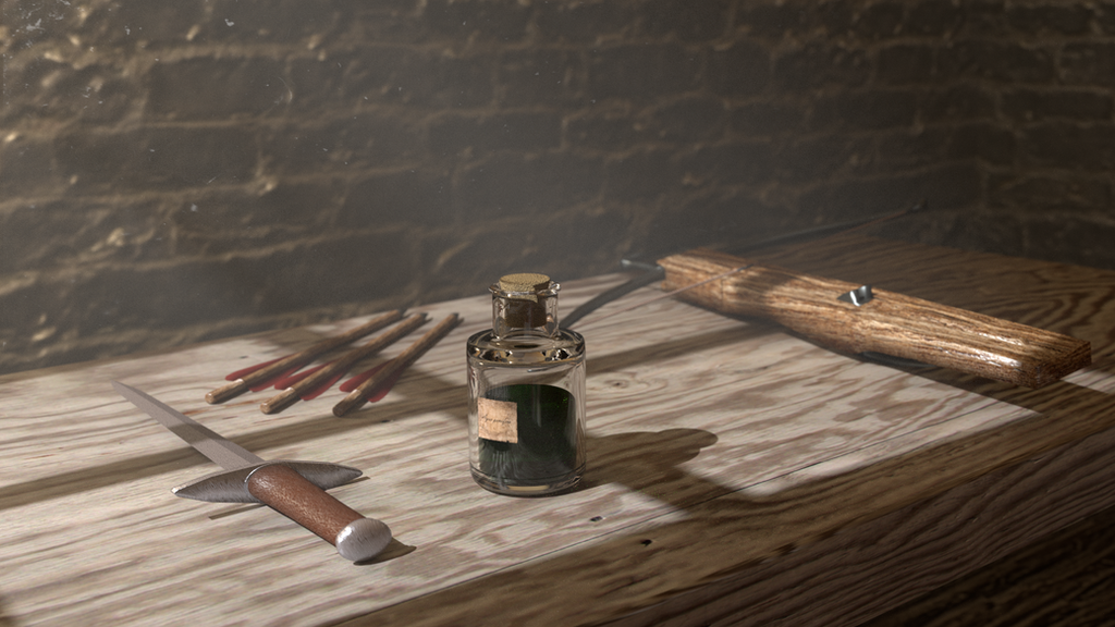 Assassin's Tools by Navaak