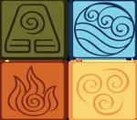 Avatar: the Last Airbender Symbols