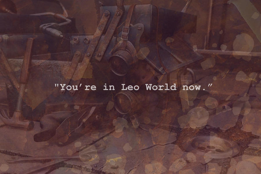 Leo World! by neeann