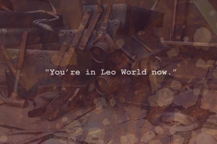 Leo World! by neeann
