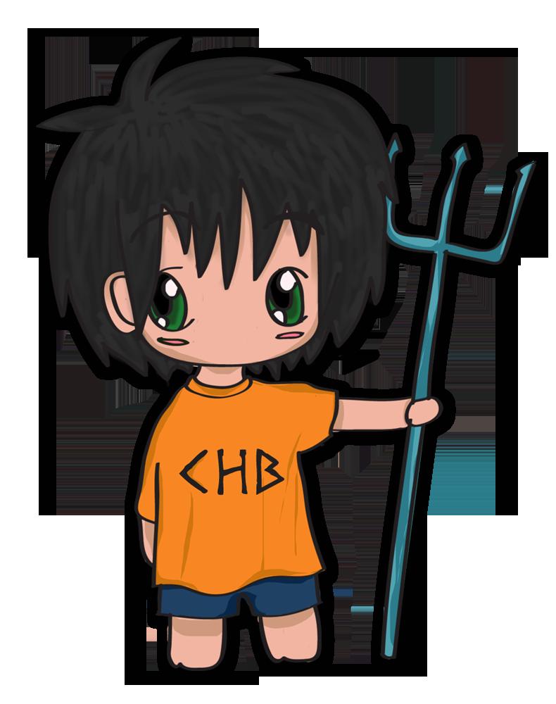 Percy Jackson Chibi Picture Percy Jackson Chibi Image