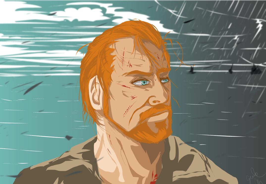 Captain Flint by Iwontyouback