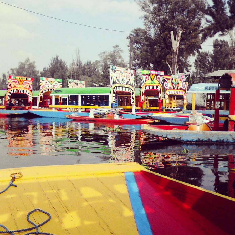 Xochimilco by MrcohAnt