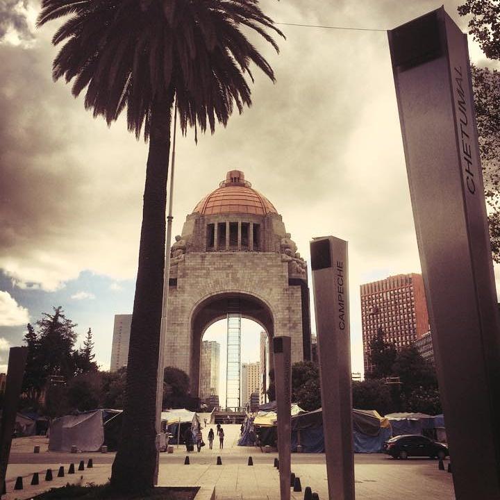 Monumento Revolucion by MrcohAnt