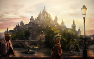Paris nostalgia