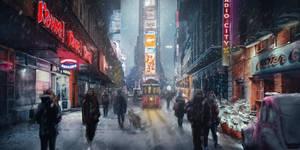 The Snowy City