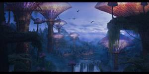 Jungle Mushroom
