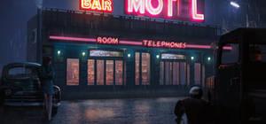 Night City Bar