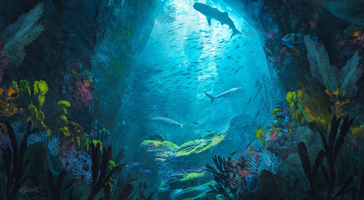 Underwater 2