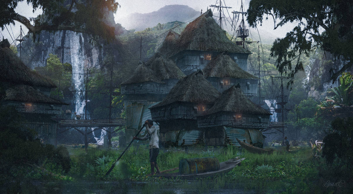 The Suspended Village