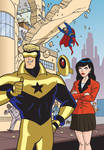 DC Super Heroes: The Man of Gold - 03
