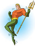 How to Draw DC Heroes - Aquaman
