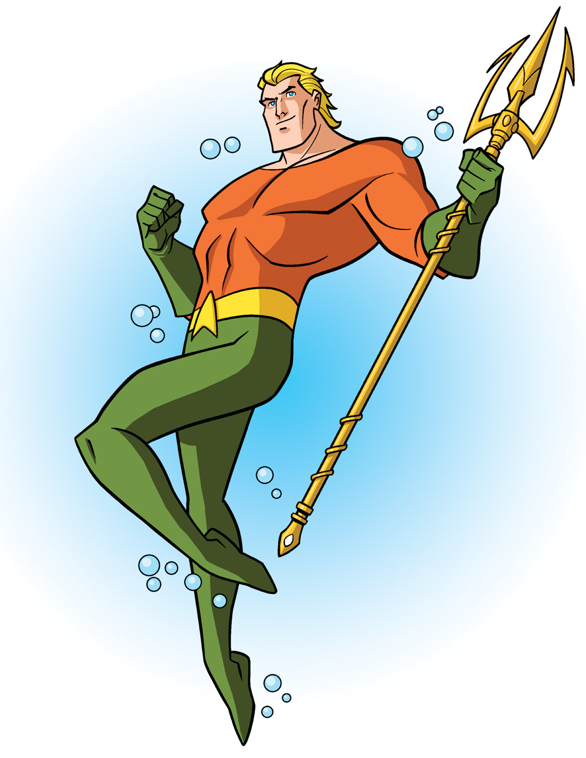 How to draw dc heroes aquaman by timlevins on deviantart