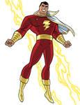 How To Draw DC Heroes - Captain Marvel/Shazam