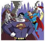 Superman: Day of the Bizarros