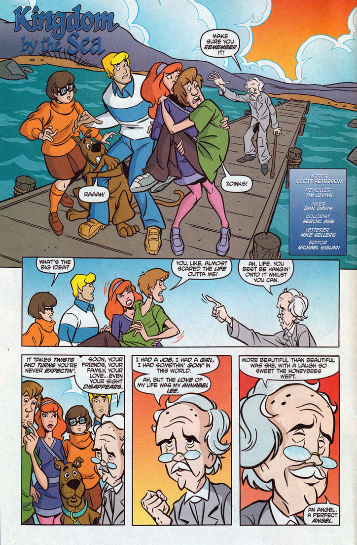 Scooby-Doo: Kingdom by the Sea p.2 by TimLevins