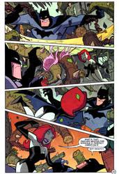 Batman: Gotham Adventures # 20 - 20 by TimLevins