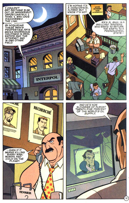 Batman: Gotham Adventures #23 - 14 by TimLevins
