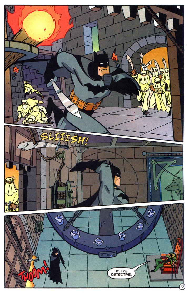 Batman: Gotham Adventures #23 - 17 by TimLevins