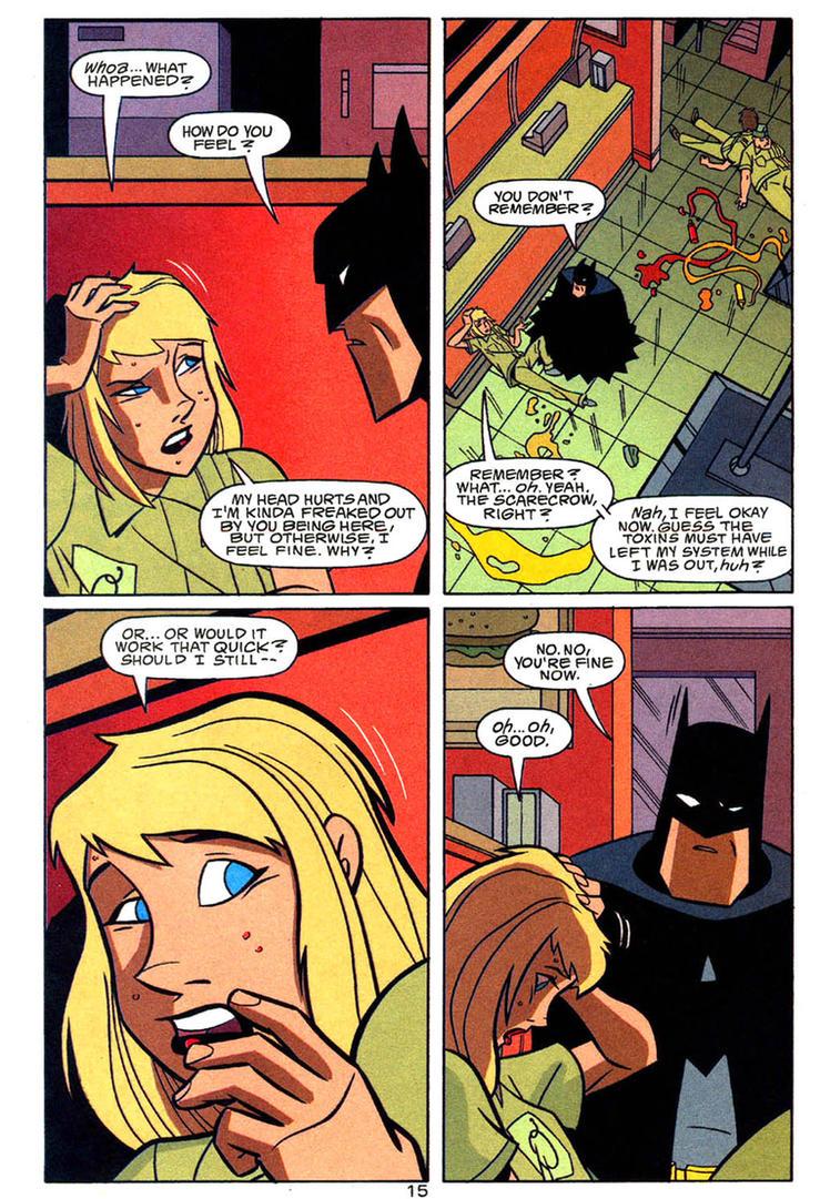 Batman: Gotham Adventures #32 - 15 by TimLevins