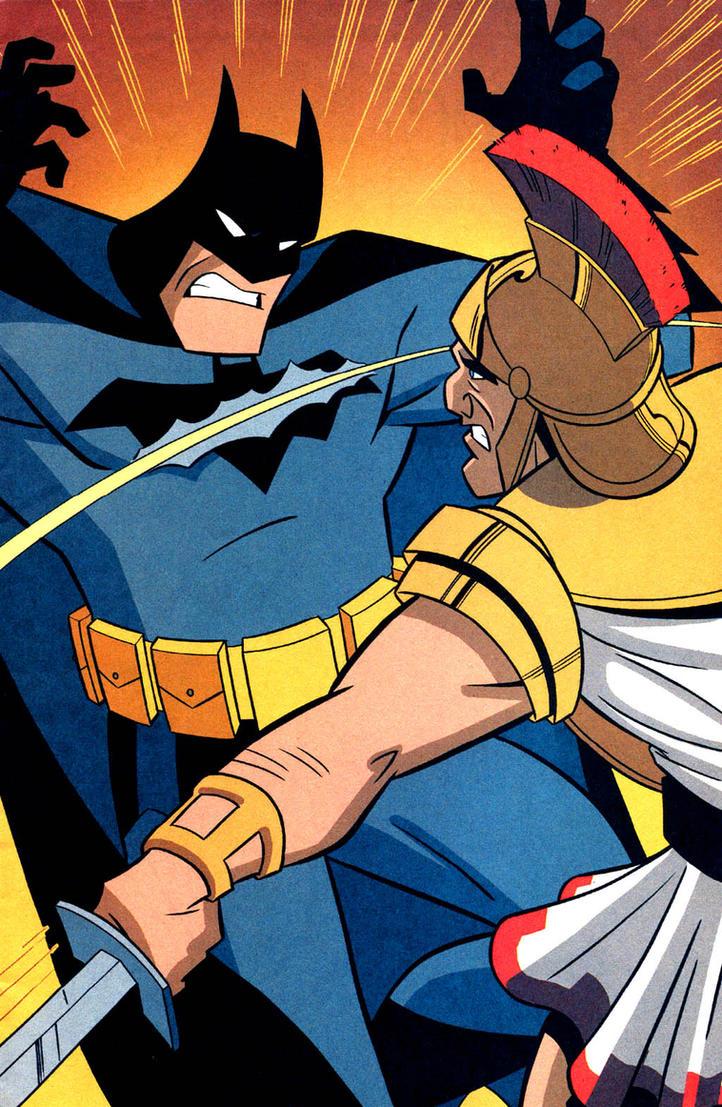 Batman: Gotham Adventures #34 - 01 by TimLevins
