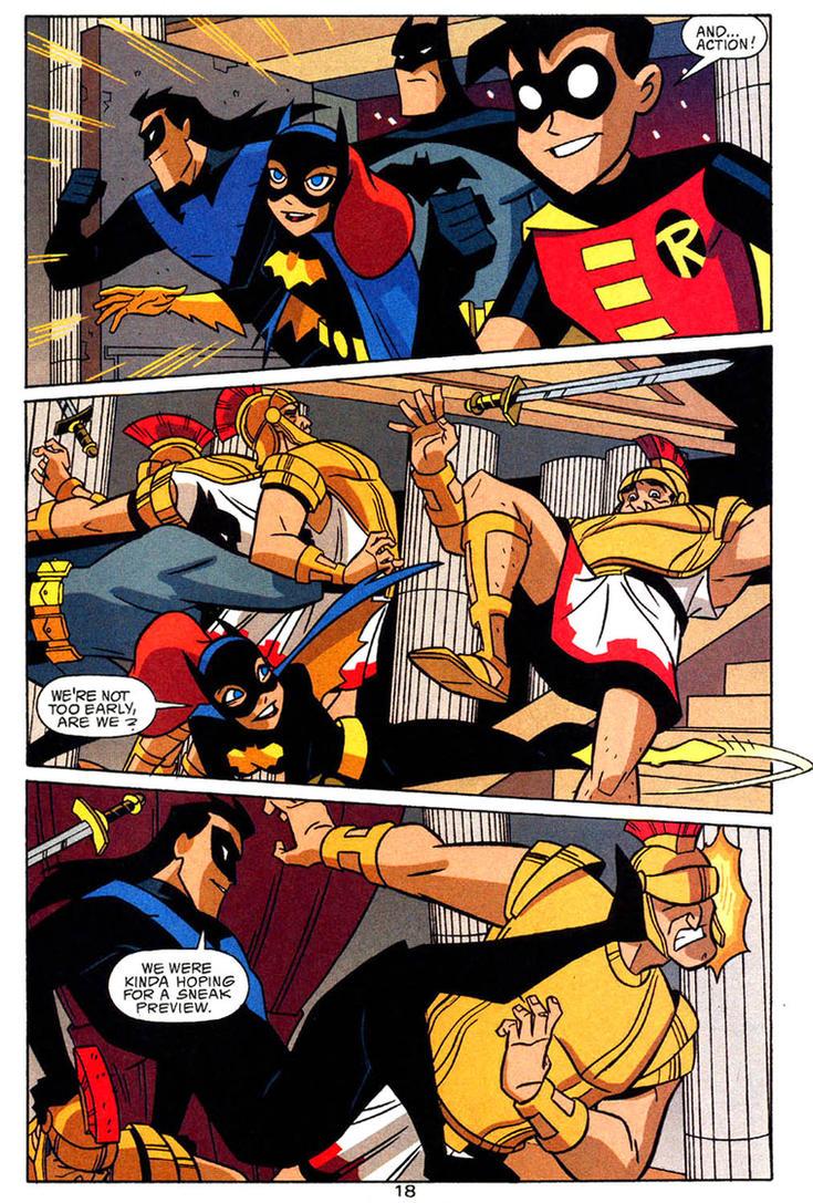 Batman: Gotham Adventures #34 - 18 by TimLevins