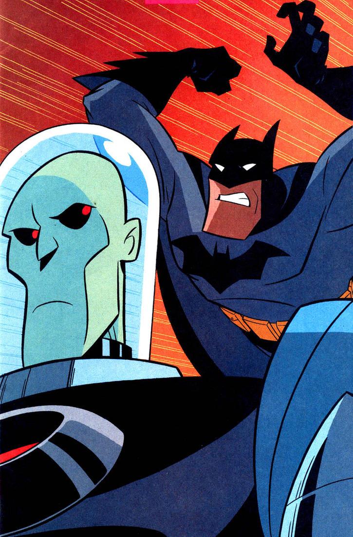Batman: Gotham Adventures #40 - 01 by TimLevins