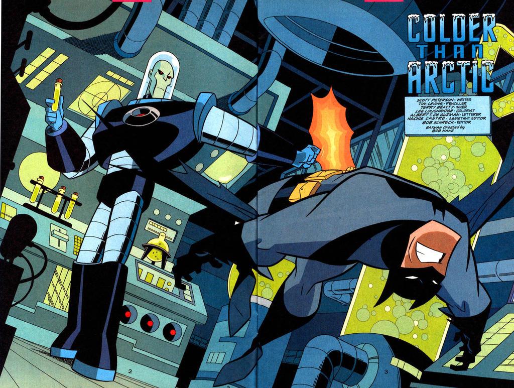 Batman: Gotham Adventures #40 - 02 03 by TimLevins