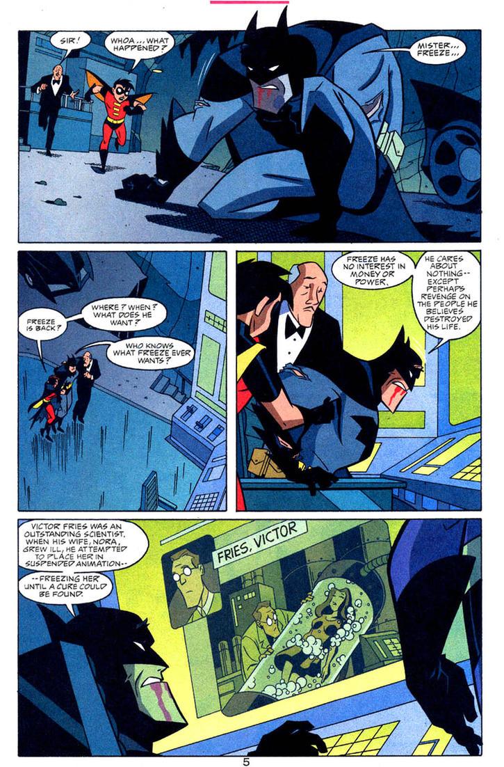Batman: Gotham Adventures #40 - 05 by TimLevins