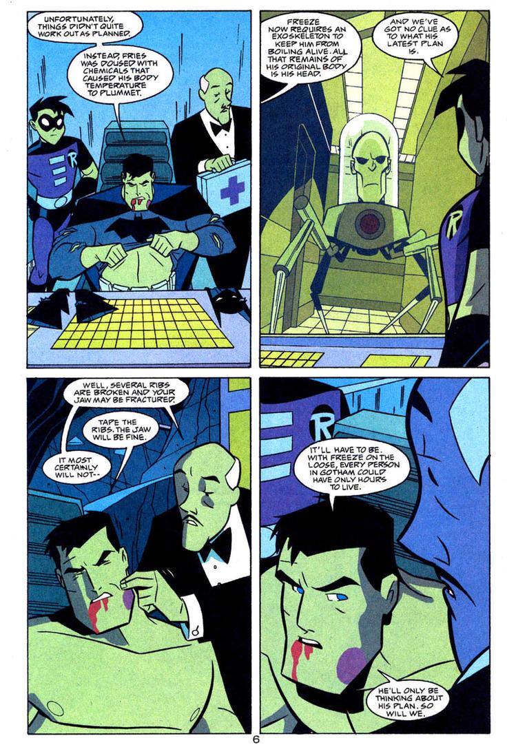 Batman: Gotham Adventures #40 - 06 by TimLevins
