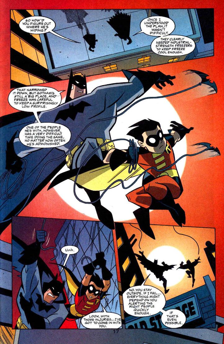 Batman: Gotham Adventures #40 - 17 by TimLevins