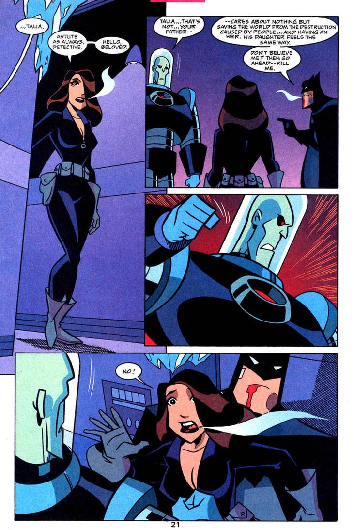 Batman: Gotham Adventures #40 - 21 by TimLevins