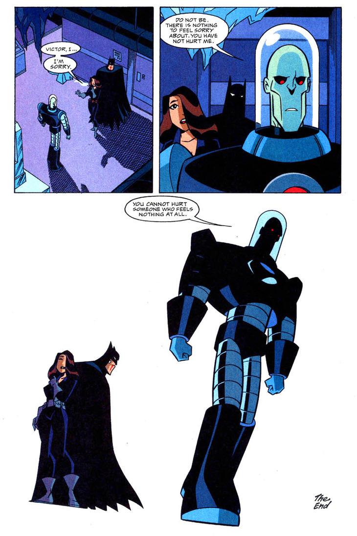 Batman: GothamAdventures # 40 - 22 by TimLevins