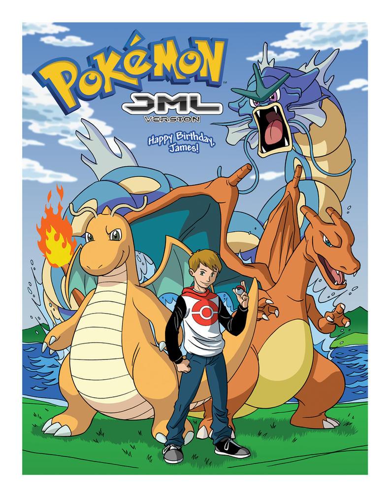 Pokemon JML Version by TimLevins