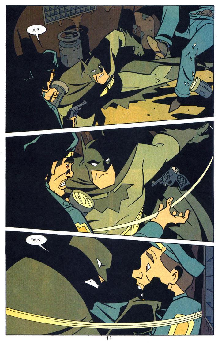 Batman: Gotham Adventures #45 - 11 by TimLevins