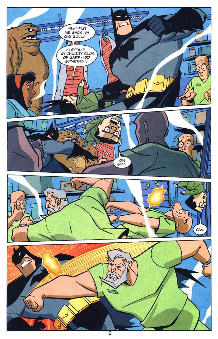 Batman: Gotham Adventures #45 - 19 by TimLevins