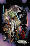 Star Wars Adventures #2 cover