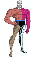 Justice League DCAU Roll Call - Metamorpho