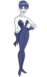 Justice League DCAU Roll Call - Killer Frost by TimLevins