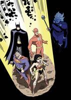 Justice League vs. Darkseid - 05