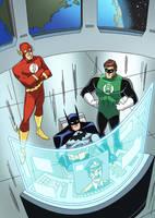 Justice League vs. Starro - 02