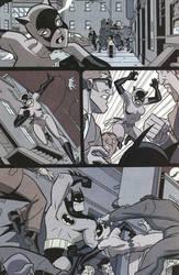 Batman: Gotham Adventures #50 - 11 by TimLevins