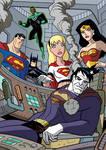 Justice League vs. Bizarro - 02
