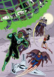 Justice League vs. Bizarro - 09
