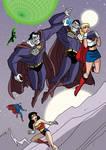 Justice League vs. Bizarro - 10