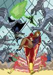 Justice League vs. Black Adam - 02