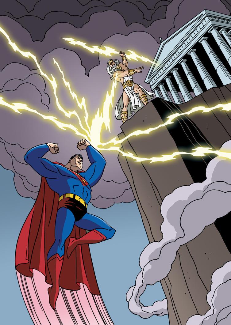Justice League vs. Black Adam - 07 by TimLevins