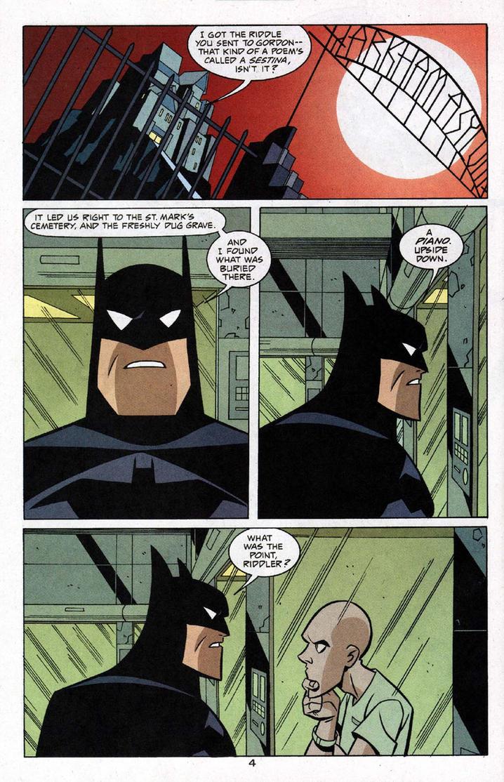 Batman: Gotham Adventures #56 - 04 by TimLevins